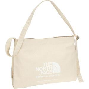 ノースフェイス THE NORTH FACE Musette Bag ナチュラル×ホワイト|vic2