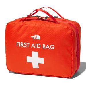 ノースフェイス THE NORTH FACE First Aid Bag ファイアリーレッド (FR)|vic2