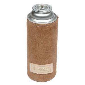C&C.P.H EQUIPEMENT CB缶CASE MOCHA BROWN|vic2