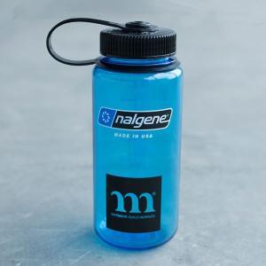 ムラコ MURACO NALGENE 広口0.5L TRITAN スレートブルー|vic2