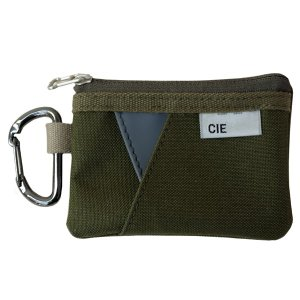 30%OFF vic2セール シー CIE Slant Coin Case Olive|vic2