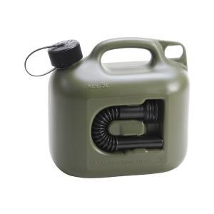 ヒューナースドルフ Hunersdorff Fuel Can Premium 5L Olive
