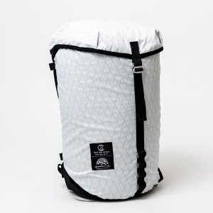 0384953cbe1f サードアイチャクラ The 3rd Eye Chakra The Back Pack #002 Packable 25L White