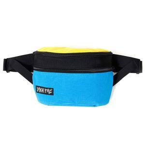 30%OFF vic2セール ザックパック ZAKK PAC Hip Bag Blue/Yellow vic2