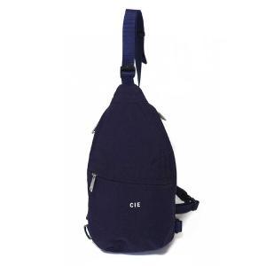 30%OFF vic2セール シー CIE Sling Mini Bag Nylon Navy|vic2