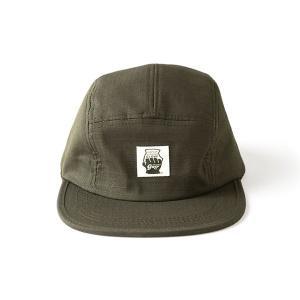 グリップスワニー Grip Swany FP Camp Cap Olive GSA-37|vic2