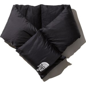 ノースフェイス THE NORTH FACE Nuptse Muffler ブラック (K)|vic2