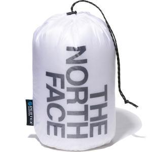 ノースフェイス THE NORTH FACE Pertex Stuff Bag 2L ホワイト×ブラック (WK)|vic2