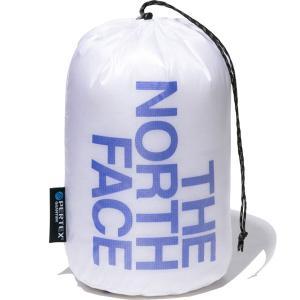 ノースフェイス THE NORTH FACE Pertex Stuff Bag 2L ホワイト×ブルー (WB)|vic2