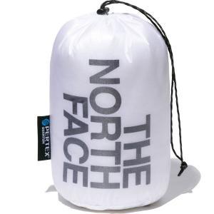 ノースフェイス THE NORTH FACE Pertex Stuff Bag 3L ホワイト×ブラック (WK)|vic2