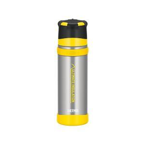 サーモス THERMOS 山専ステンレスボトル 500ml クリアステンレス|vic2