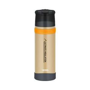 サーモス THERMOS 山専ステンレスボトル 750ml サンドベージュ|vic2