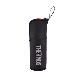 サーモス THERMOS 山専ボトルポーチ 500ml専用 ブラック