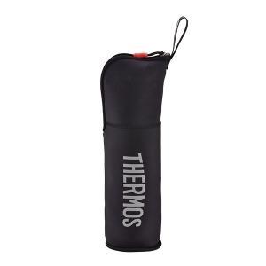 サーモス THERMOS 山専ボトルポーチ 900ml専用 ブラック