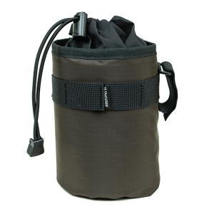 フェアウェザー FAIRWEATHER stem bag ripstop/brown vic2
