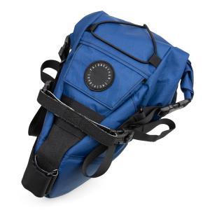 フェアウェザー FAIRWEATHER seat bag x-pac/navy vic2