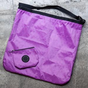 フェアウェザー FAIRWEATHER packable sacoche x-pac/lavender vic2