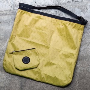 フェアウェザー FAIRWEATHER packable sacoche x-pac/banana|vic2