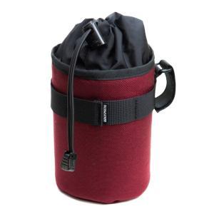 フェアウェザー FAIRWEATHER stem bag codura/burgundy vic2