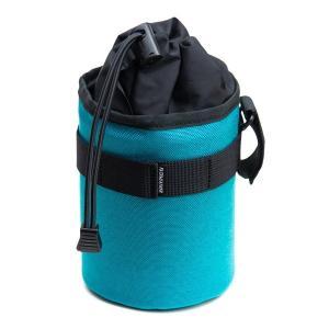 フェアウェザー FAIRWEATHER stem bag codura/turquoise vic2