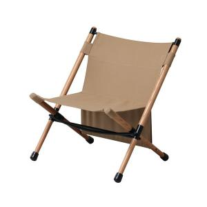 ハングアウト Hang Out Pole Low Chair Beige vic2