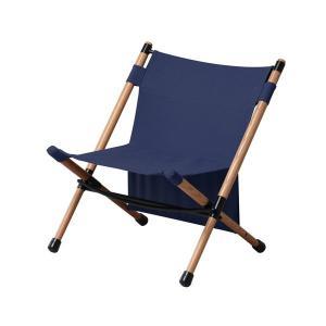 ハングアウト Hang Out Pole Low Chair Navy vic2