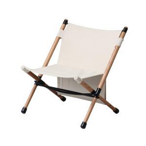 ハングアウト Hang Out Pole Low Chair White vic2
