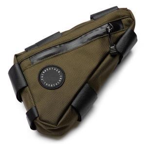 フェアウェザー FAIRWEATHER corner bag balistic/olive vic2