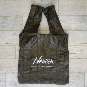 ナンガ NANGA Nanga Pocketable EcoBag KHA|vic2