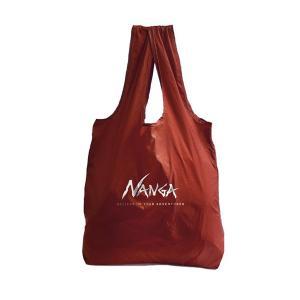 ナンガ NANGA Nanga Pocketable EcoBag BRD|vic2