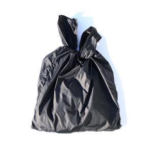 ナンガ NANGA Nanga Pocketable EcoBag BLK (Nanga)|vic2