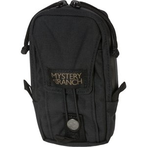 ミステリーランチ MYSTERY RANCH Tech Holster Black|vic2