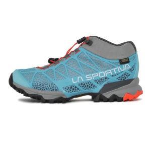 ラ・スポルティバが培ってきた登山とトレイルランニングのノウハウを融合した、新しいファストハイキングシ...