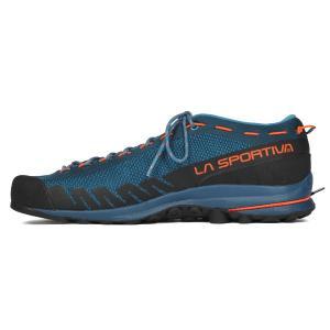 スポルティバ LA SPORTIVA TX2 Ocean/Flame トラバース 登山靴 トレッキング ハイキング シューズ|vic2
