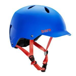 バーン Bern ヘルメット 子供用 BANDITO Matte Cobalt バンディート マットコバルト ジュニアモデル キッズ ストライダー 自転車 vic2
