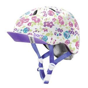 安全で快適、カワイイヘルメットがキーワードのキッズ用女の子モデル「NINA」  NINO同様、キッズ...