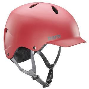 バーン Bern ヘルメット 子供用 BANDITO Matte Red キッズ ジュニア バンディート 自転車 バイク スポーツ vic2