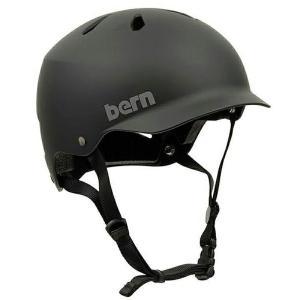 バーン Bern ヘルメット WATTS Matte Black ワッツ マットブラック 自転車 JAPAN FIT 日本人向けフィッティング メンズ vic2