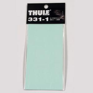 25%OFF vic2セール スーリー THULE TH331-1 プロテクションシート331-1 ノーマルルーフ車用|vic2