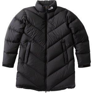ノースフェイス THE NORTH FACE Ascent Coat ブラック (K)|vic2