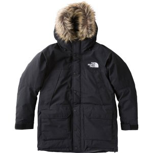 ノースフェイス THE NORTH FACE Mountain Down Coat ブラック (K)|vic2