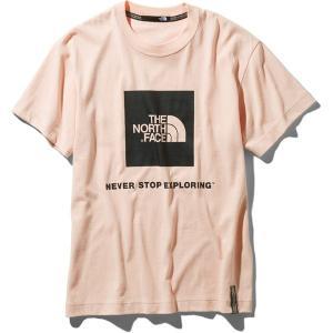 ノースフェイス THE NORTH FACE RAGE S/S Box Logo Tee ピンクソルト (PS) NT31964|vic2