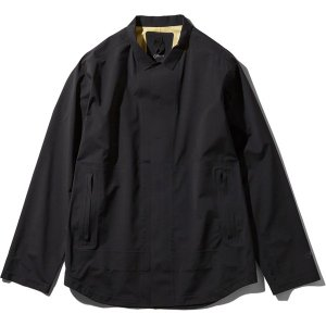 ノースフェイス THE NORTH FACE NOWEATHER GTX SHIRT ブラック (K)|vic2