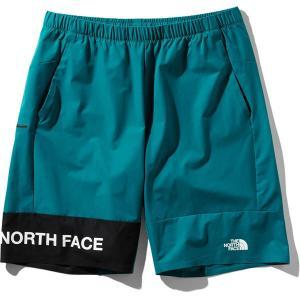 ノースフェイス THE NORTH FACE APEX Light Short クリスタルティール (CT) NB41990|vic2