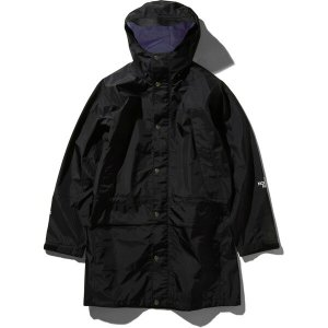 ノースフェイス THE NORTH FACE Mountain Raintex Coat ブラック (K)|vic2