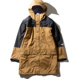 ノースフェイス THE NORTH FACE Mountain Raintex Coat ブリティッシュカーキ (BK)|vic2