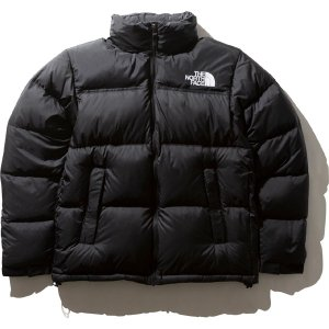 ノースフェイス THE NORTH FACE Nuptse Jacket ブラック (K)|vic2
