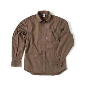 グリップスワニー Grip Swany FP Work Shirt Olive ファイヤープルーフワークシャツ GSS-22|vic2