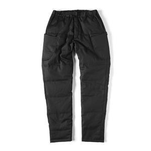 グリップスワニー Grip Swany Fire Proof Down Pants ブラック ファイヤープルーフダウンパンツ GSP-50|vic2