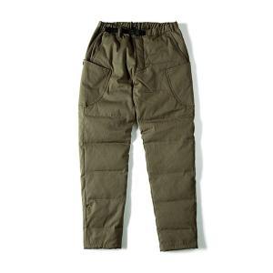 グリップスワニー Grip Swany Fireproof Down Work Pants Olive GSP-56|vic2